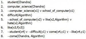 first order logic examples pdf